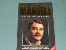 NIGEL MANSELL MY AUTOBIOGRAPHY (Paperback)